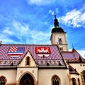 Saint Mark's Church Zagreb  Croatia