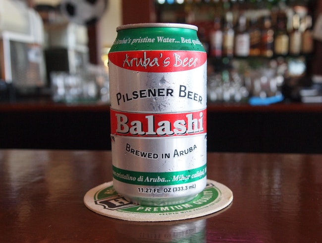 Balashi, King of Aruban Beer
