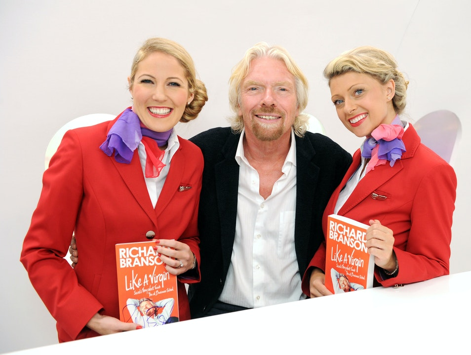 Fun of Flying with Virgin Atlantic