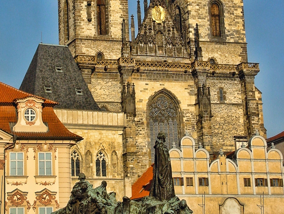 Prague, Bastion of My Dreams Nižbor  Czechia