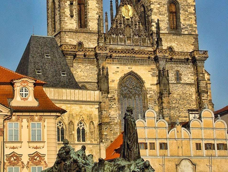 Prague, Bastion of My Dreams
