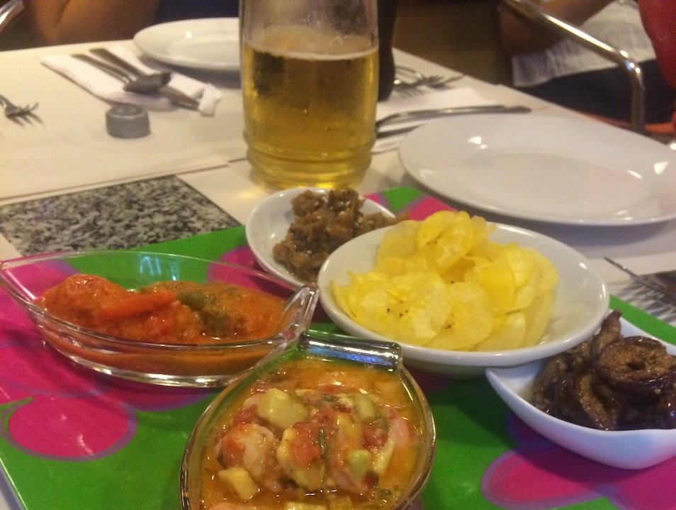 Best authentic food in Getsemani: La Cocina de Pepina Cartagena  Colombia