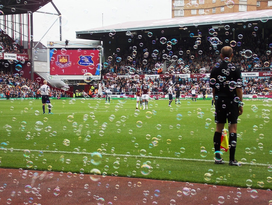 Soccer & Bubbles London  United Kingdom