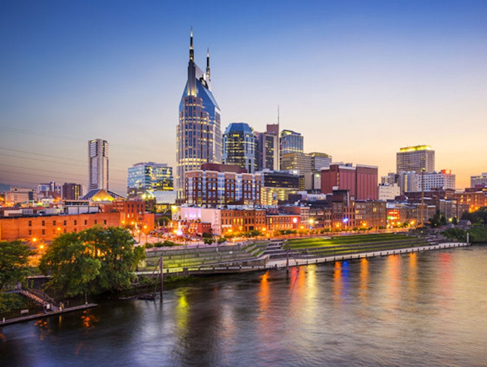 The Charm of Tennessee Shelbyville Tennessee United States