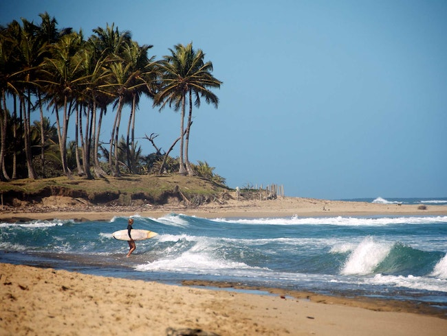 Surf the North Shore... Of the Dominican Republic