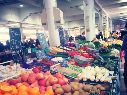 Marché Forville Cannes  France