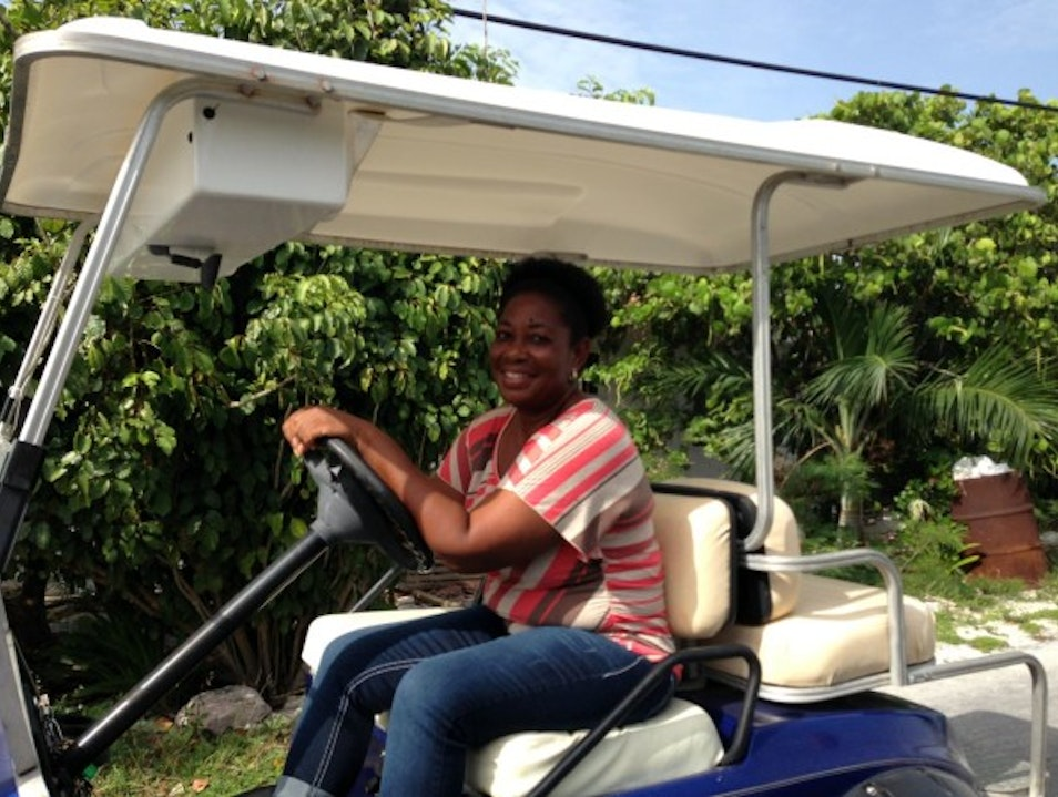 Meet Staniel Cay's Island Concierge Black Point  The Bahamas