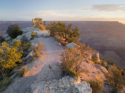 Shoshone Point Grand Canyon Village Arizona United States