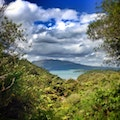 Mt Tarawera Mount Tarawera  New Zealand