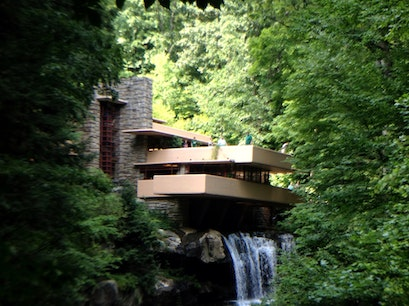 Fallingwater Mill Run Pennsylvania United States
