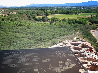 Tuzigoot National Monument Clarkdale Arizona United States
