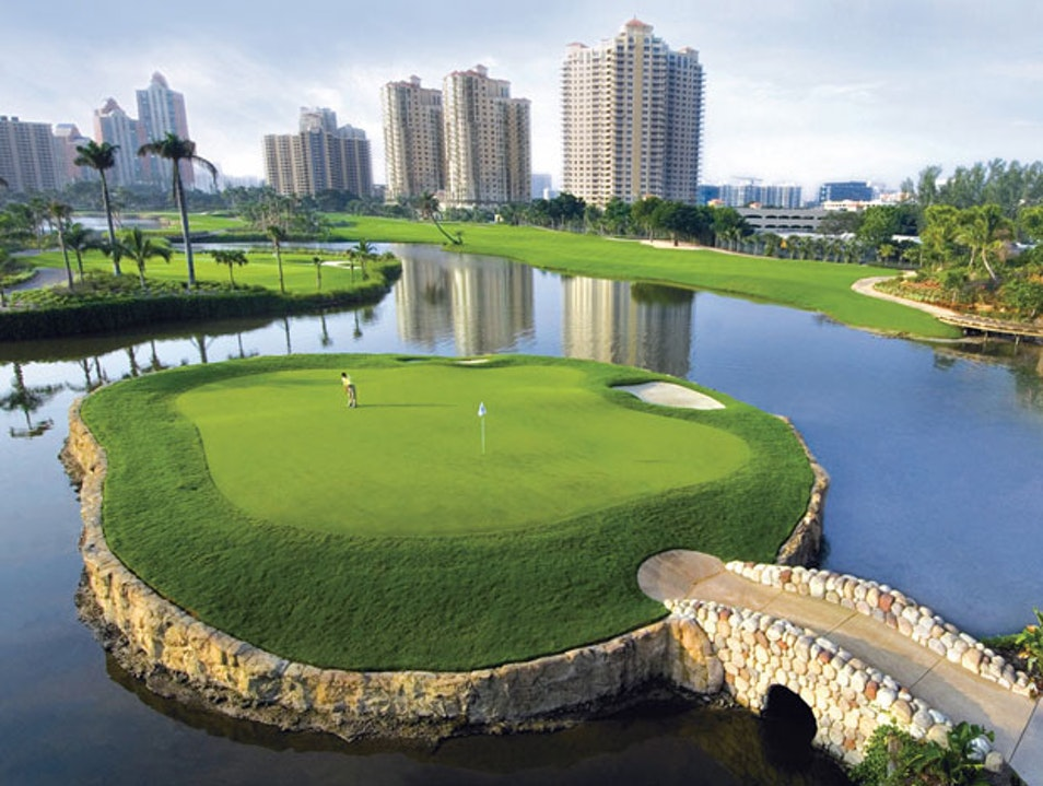 MIami's Best Golf Aventura Florida United States