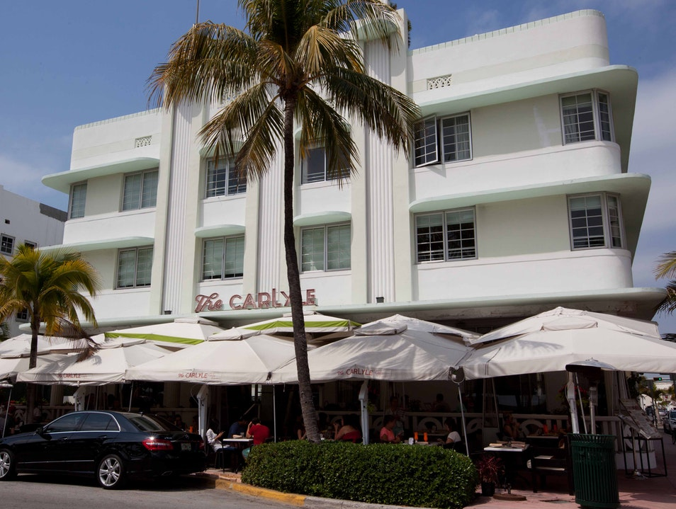 Deco'd Out in South Beach Miami Beach Florida United States