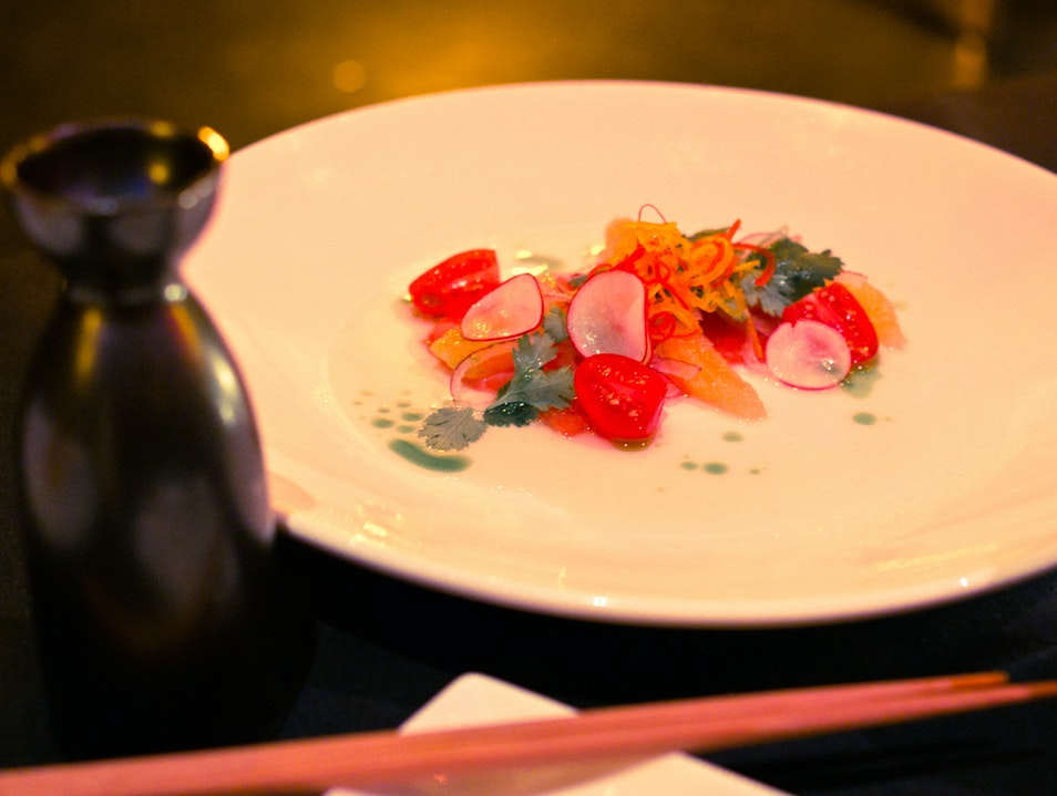 Creative Sushi Experience at Tokya New York New York United States