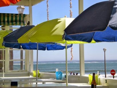 Beaches Restaurant Yzerfontein  South Africa