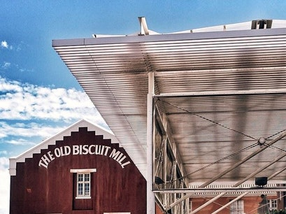 The Old Biscuit Mill Cape Town  South Africa