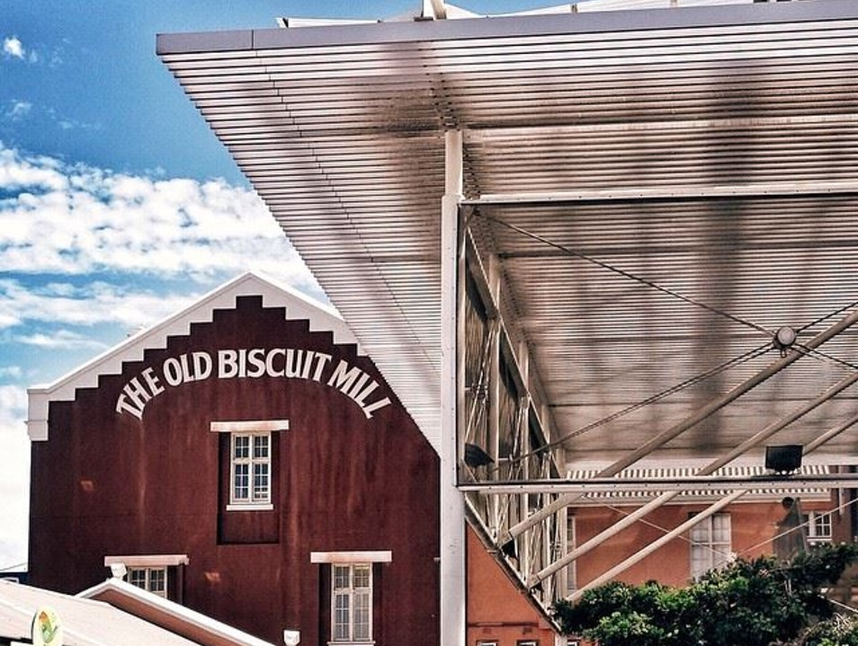 The Neighbourgoods Market at the Old Biscut Mill