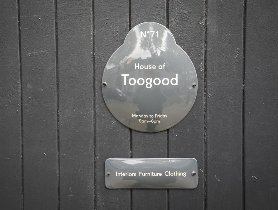 House of Toogood: Interiors, Furniture & Clothing London  United Kingdom