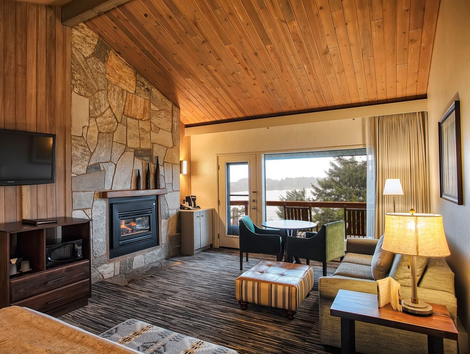 Salishan Spa & Golf Resort Is A Special Place Lincoln City Oregon United States