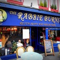 Rabbie Burns Restaurant and Whisky Bar Edinburgh  United Kingdom