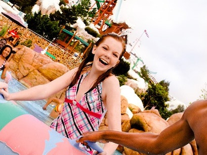Disney's Blizzard Beach Water Park Orlando Florida United States