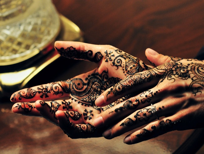 Private Mehndi Session