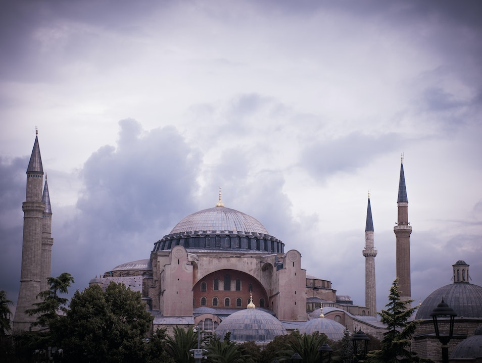A Walking Tour of Istanbul
