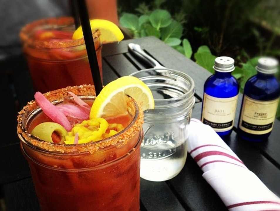 East Austin Bloody Mary