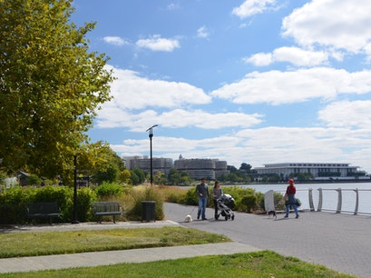 Georgetown Waterfront Park Washington, D.C. District of Columbia United States