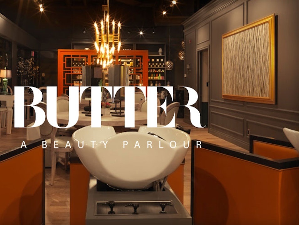 Feel Pampered at Butter Beauty