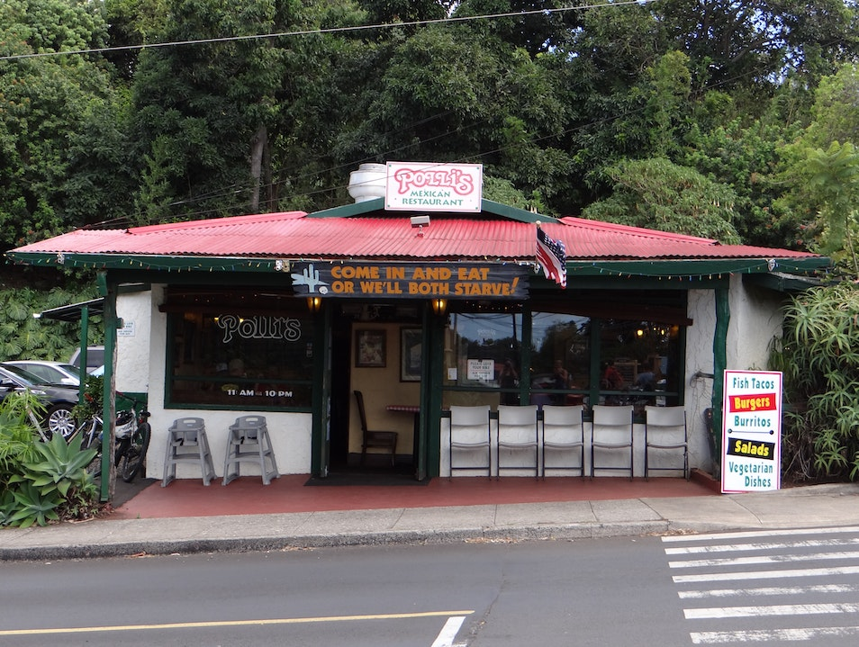 Maui's Best Mexican Joint Makawao Hawaii United States