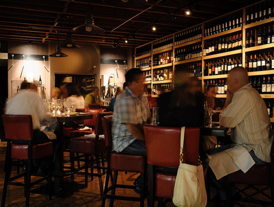 Taste Impossible-to-Find Wine at 1313 Main Napa California United States