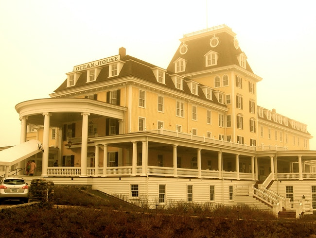The Wait-Wasn't-That-In-Moonrise-Kingdom? hotel, Rhode Island