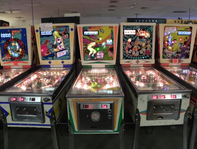 Pinball for All Ages