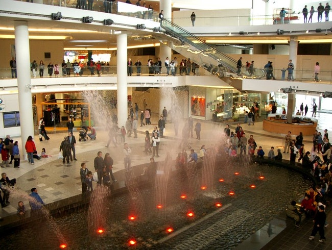The Aberdeen Centre Pan-Asian Shopping Mall