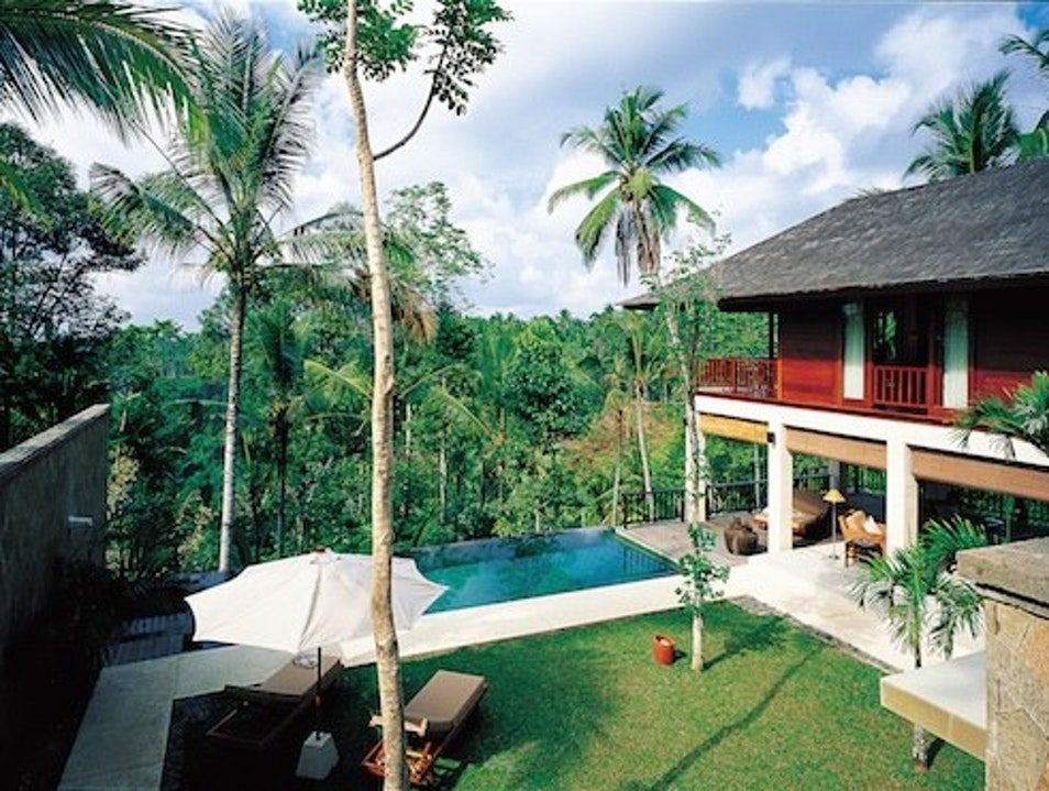 Yoga Retreats: Como Shambhala Estate, Bali
