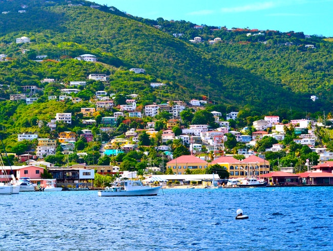 Charlotte Amalie: The Heart of the USVI
