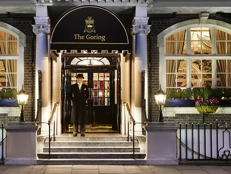 Stay in the Newly Redone Goring Hotel in London London  United Kingdom