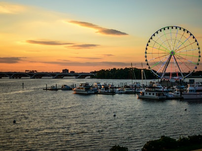 The Capital Wheel Oxon Hill Maryland United States