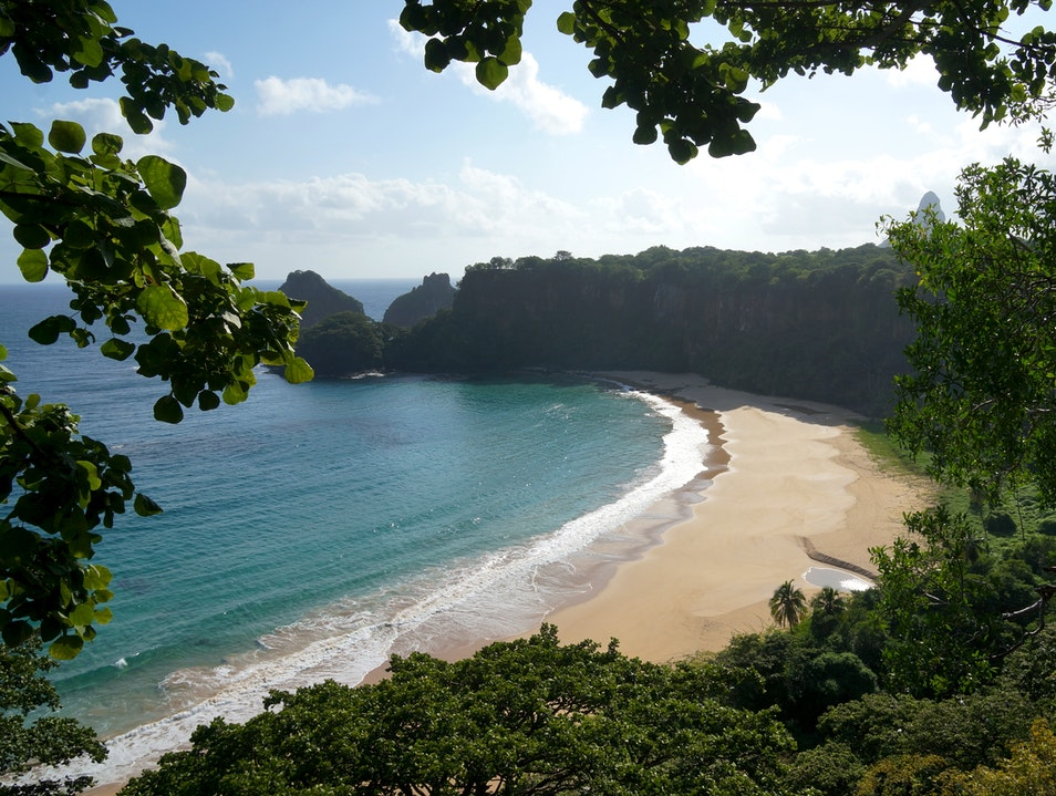 The Best Beach In Brazil (And The World) Fernando de Noronha  Brazil