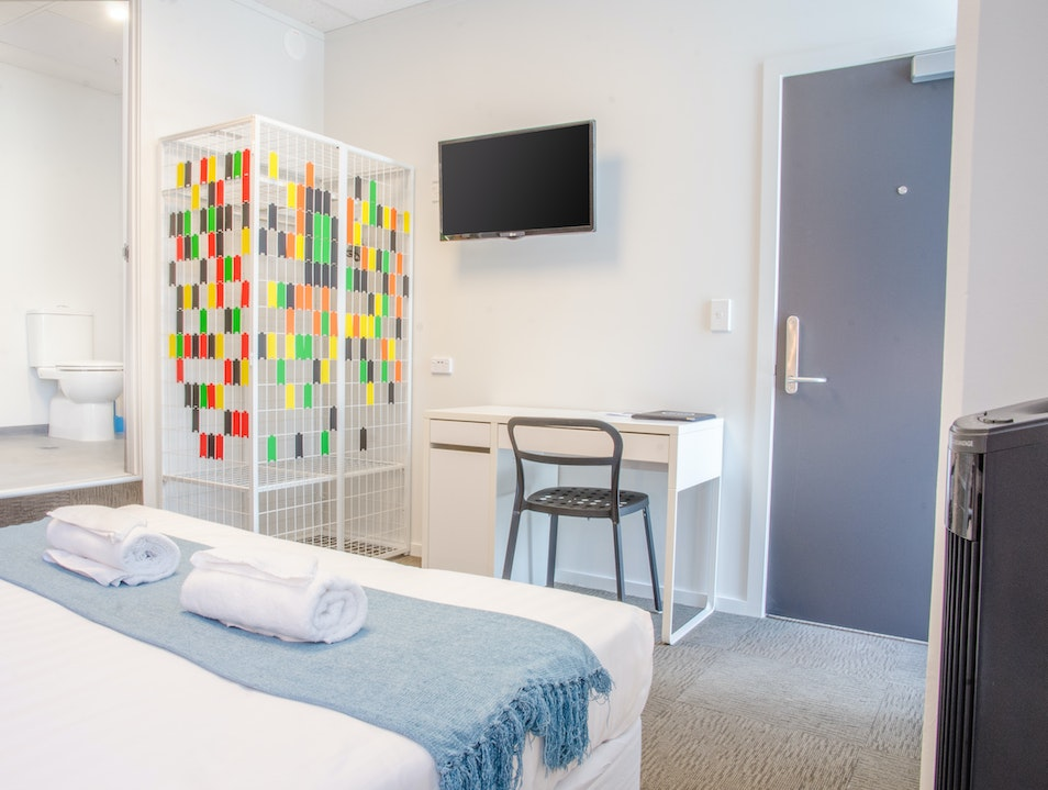 Smart casual accommodation for the modern traveller Wellington  New Zealand