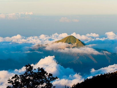 Mount Rinjani National Park Sembalun  Indonesia