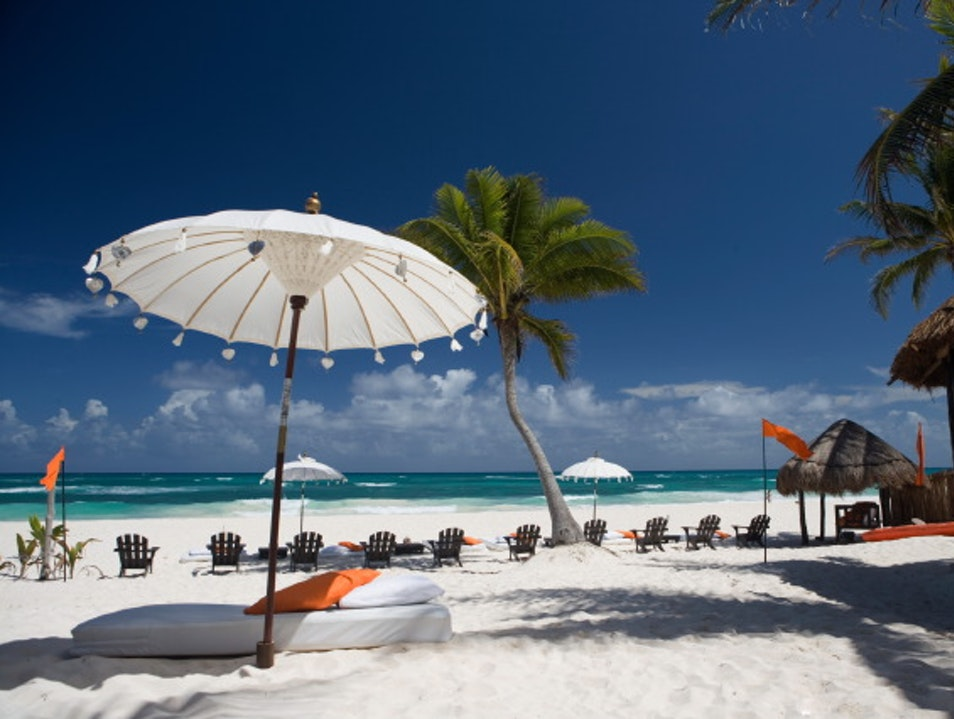 Turn off the WiFi and decompress here... Quintana Roo  Mexico