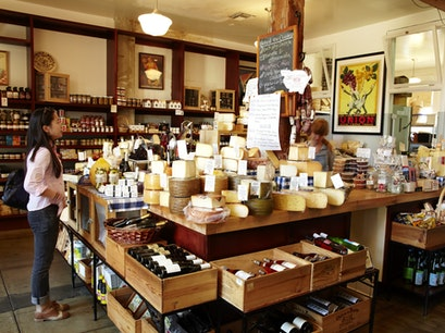 Cheese Store of Silver Lake Los Angeles California United States