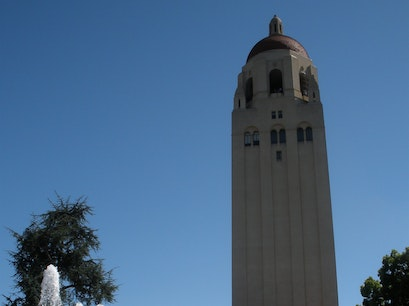 Hoover Tower Observation Stanford California United States