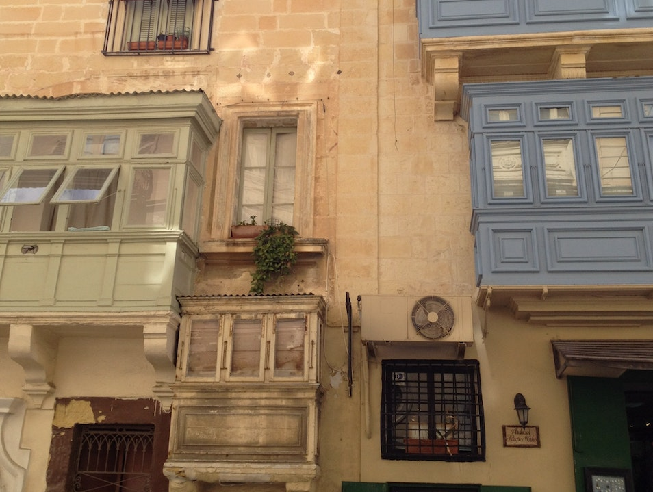Marvel at the Multicolored Streets of Malta