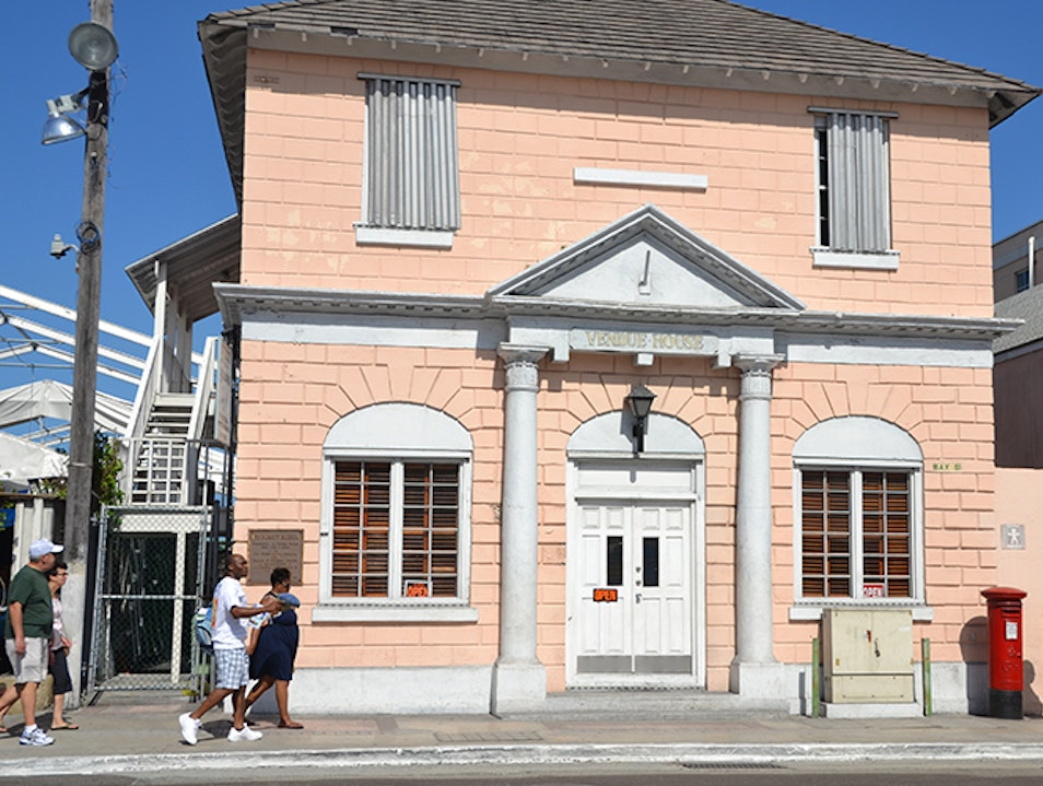 Pompey Museum of Slavery and Emancipation, Nassau Nassau  The Bahamas
