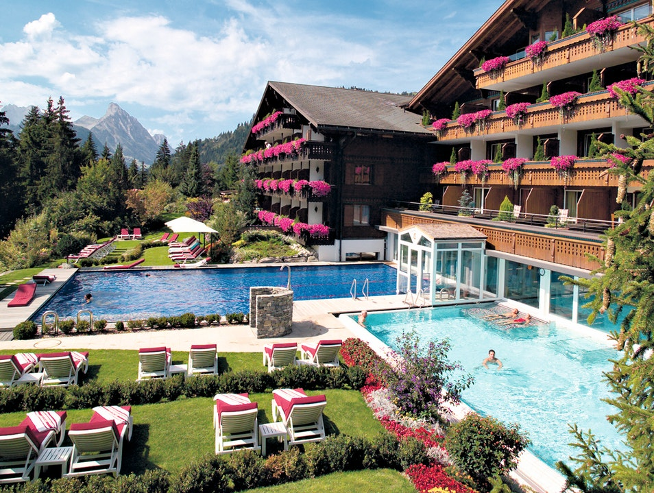 Ermitage Wellness- & Spa-Hotel Schönried Ob Gstaad  Switzerland