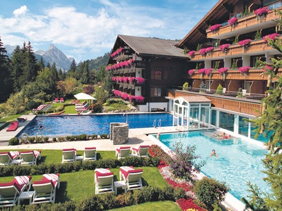 Ermitage Wellness- & Spa-Hotel Schönried  Switzerland
