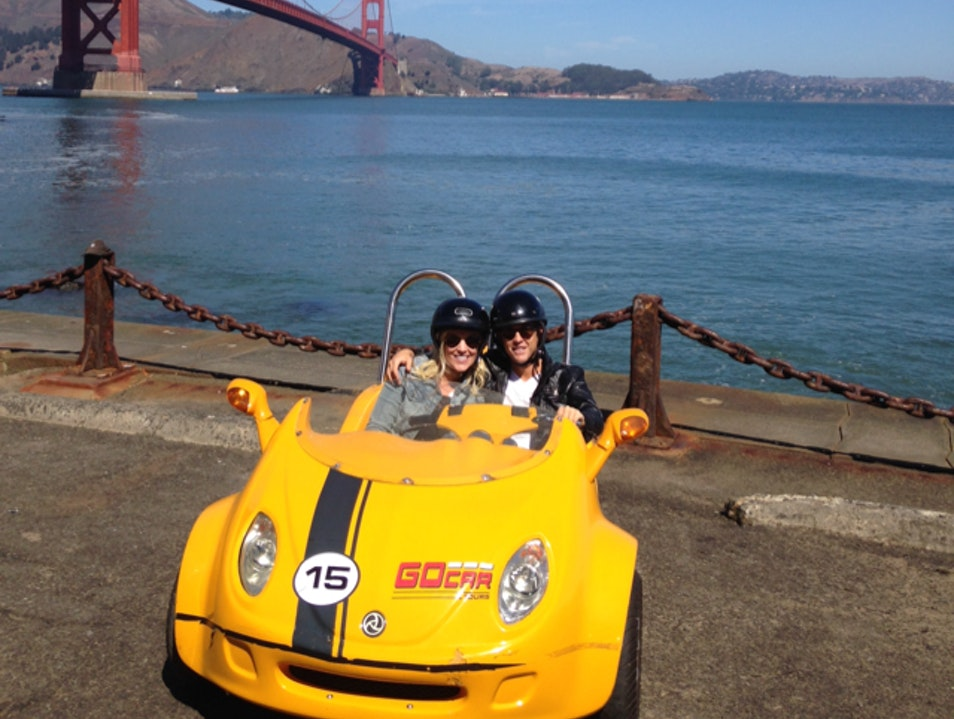 San Francisco By Go Car